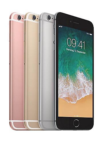 iPhone 6s Plus Reparatur